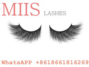 Qingdao 3d lashes factory