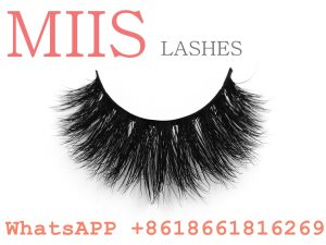 mink fur false eyelashes