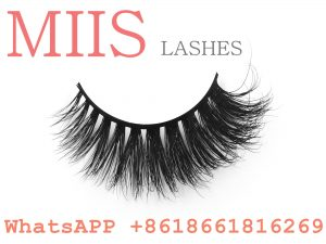 clear band 3d fur eyelashes