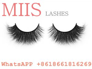 3d silk fur eyelashes